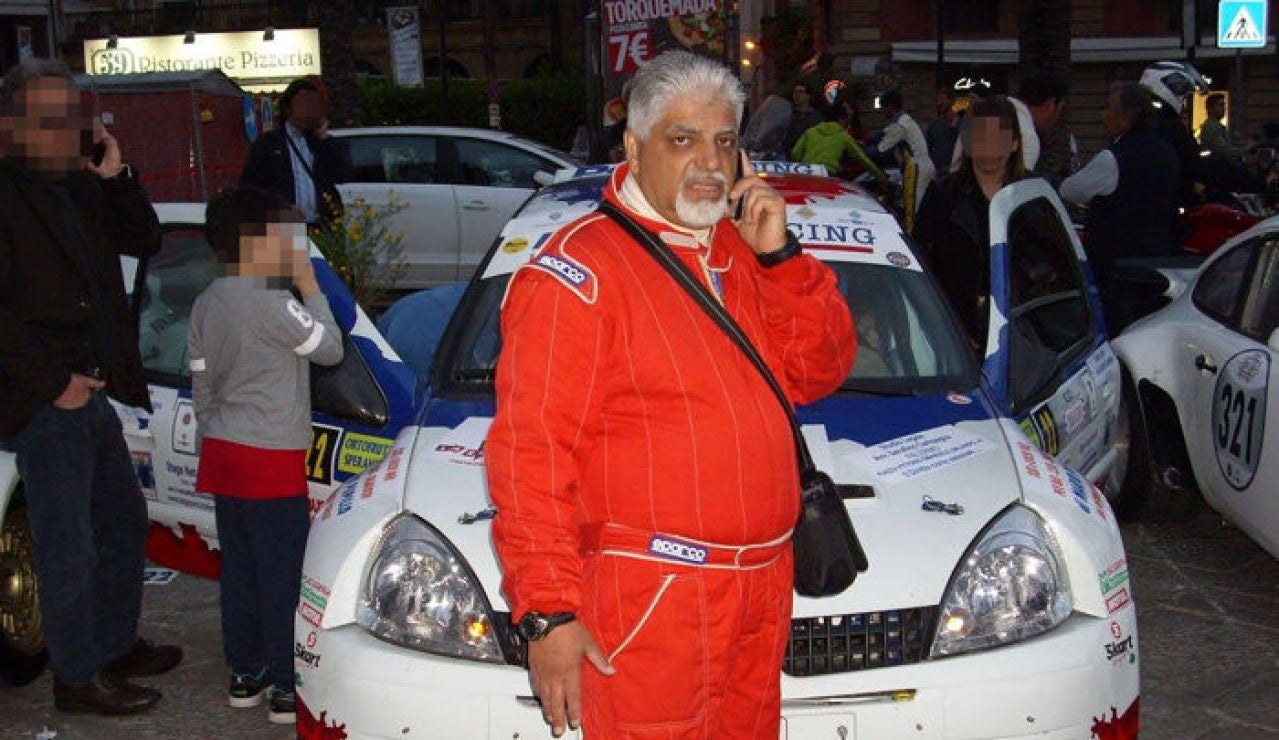 Muere Salvatore Coniglio, copiloto de 54 años, tras un grave accidente en un Rally en Italia