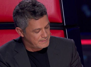 Alejandro Sanz, nuevamente bloqueado en 'La Voz'