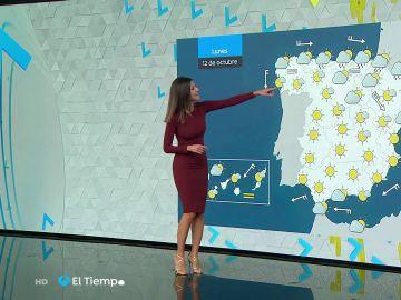 Tu Tiempo (11-10-20) Descenso de las temperaturas en la Península y Baleares