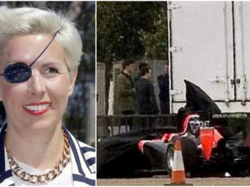 Se cumplen 7 años de la muerte de María de Villota tras su grave accidente en unos test con Marussia