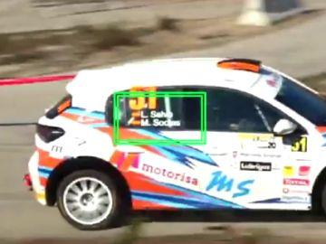 Un videoaficionado graba los últimos metros antes del accidente mortal de Laura Salvo en Portugal