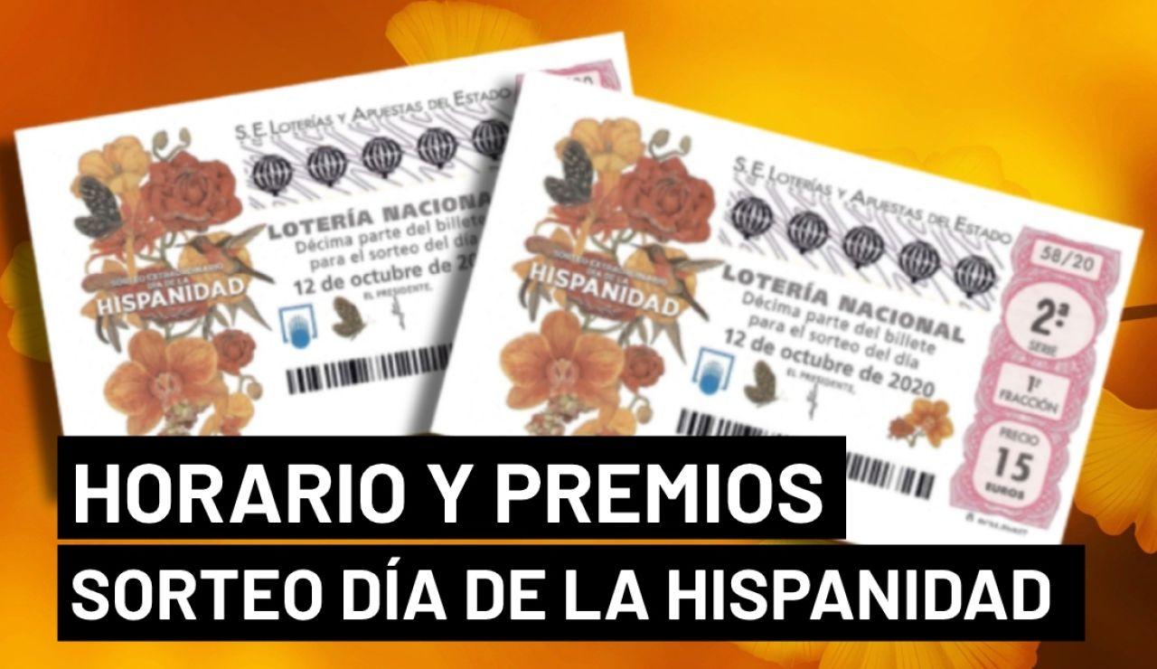 Sorteo Extraordinario Día de la Hispanidad 2020: Horario y dónde ver la Lotería Nacional hoy 12 de octubre
