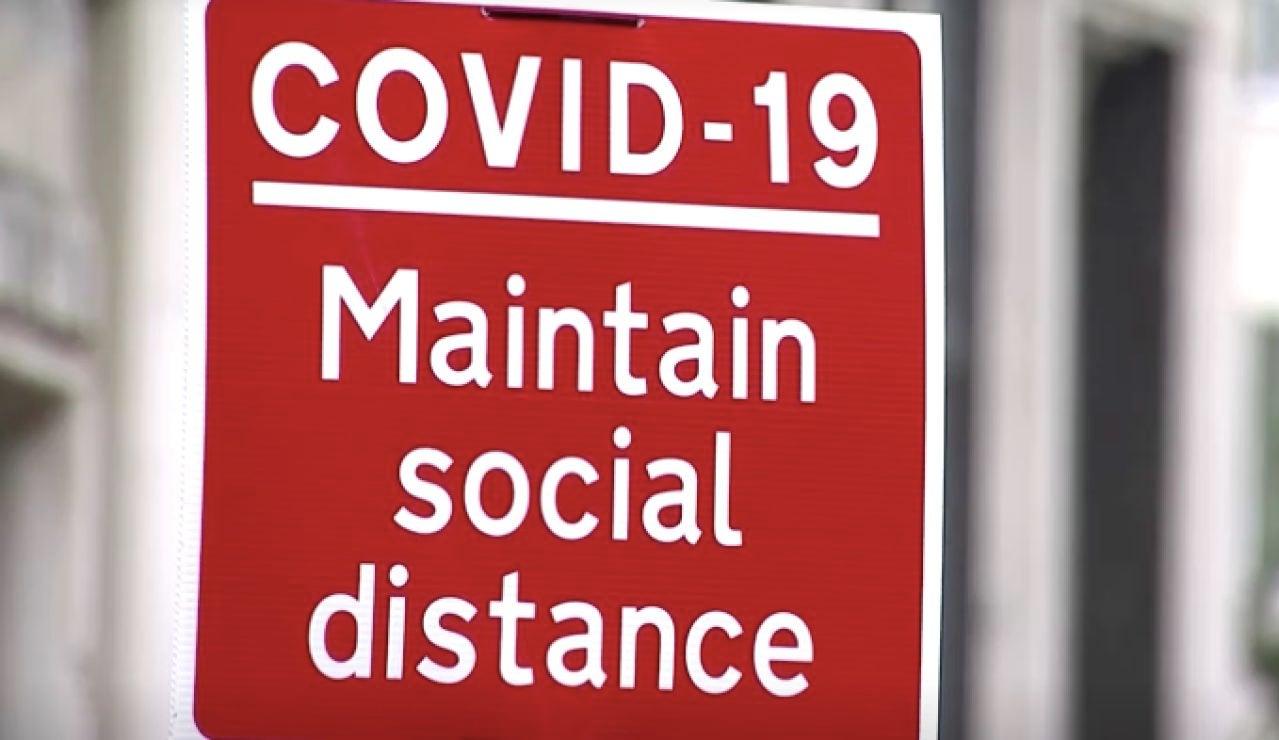 Nuevas restricciones en Reino Unido tras conocerse que el número de hospitalizados por coronavirus supera a los de marzo