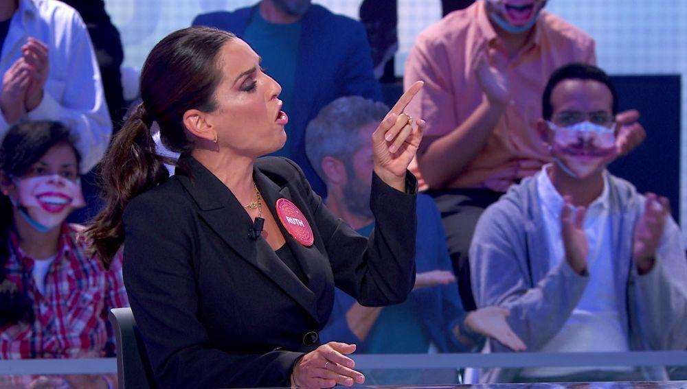 ¡Una petición especial! Ruth Lorenzo se despide de 'Pasapalabra' cantando 'Purple rain'
