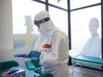 Confirman en México el primer caso mundial de un paciente con coronavirus y gripe a la vez