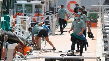 Muere una submarinista tras quedar atrapada en un barco hundido a 40 metros en Las Palmas de Gran Canaria
