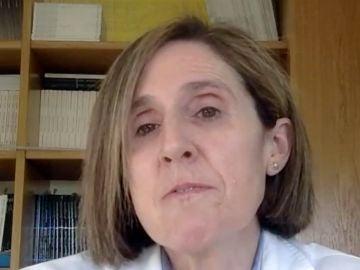 Isabel Sola, científica CSIC