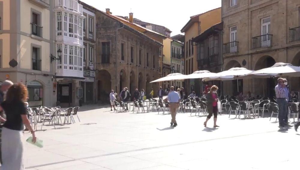 """Asturias anuncia """"medidas drásticas"""" ante el cambio de signo de los contagios por coronavirius"""