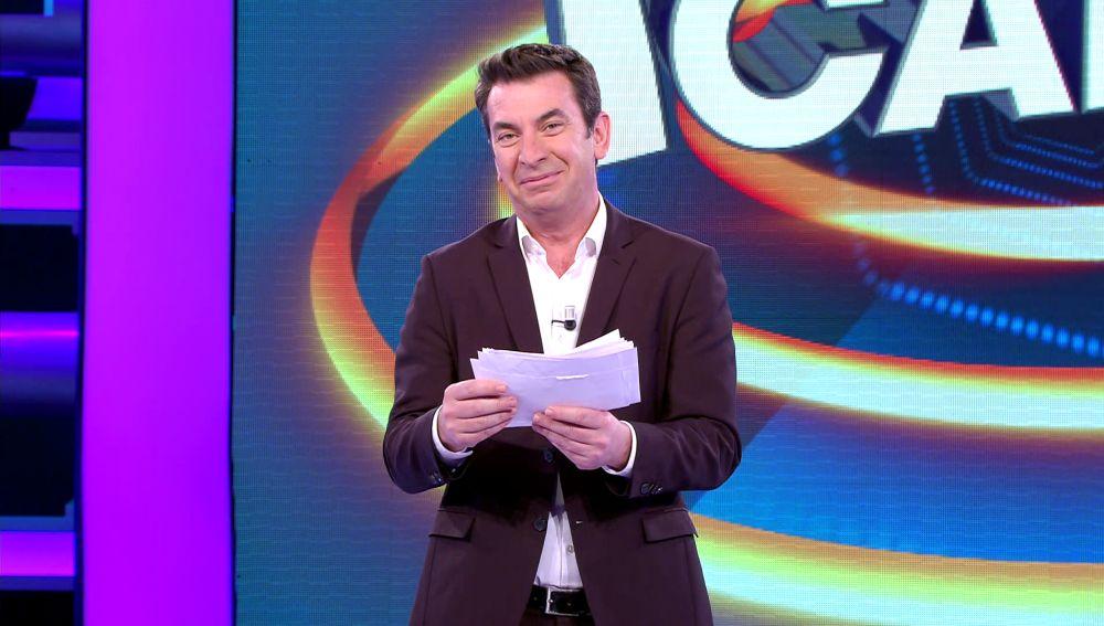 """""""¿Alguna vez has hecho un trío?"""": Arturo Valls revela sus secretos más íntimos en '¡Ahora caigo!'"""