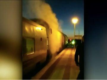 Tren Badajoz-Madrid