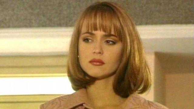 Gabriela Spanic, protagonista de 'La Usurpadora'