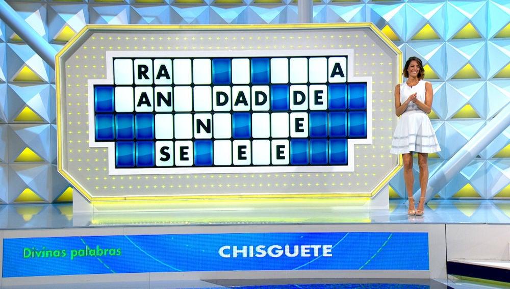 ¿Qué es un 'chisguete'? Paula resuelve el panel donde se explica su significado