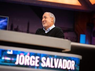 """Jorge Salvador y su historia de 'El Hormiguero 3.0' realizado en Chile: """"He estado con Pamela Anderson en una habitación de hotel recién salida de la ducha en albornoz"""""""