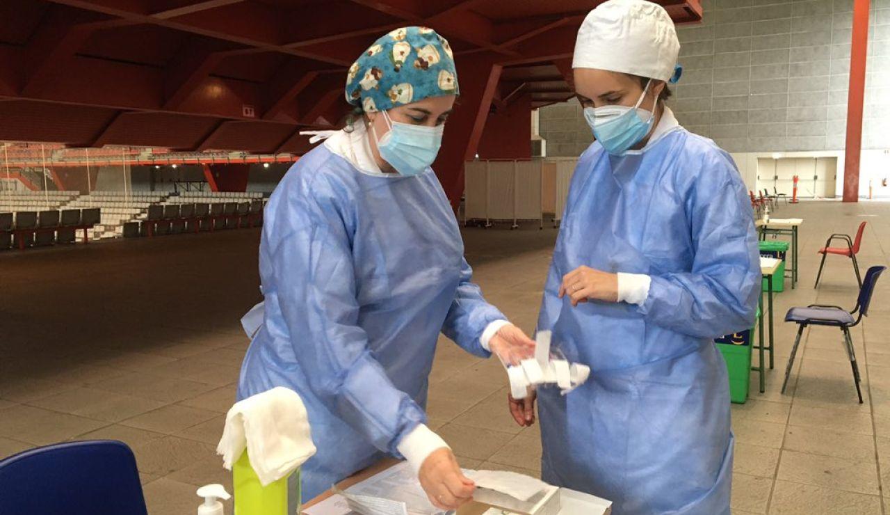 Comienza en Asturias la campaña de vacunación de la gripe