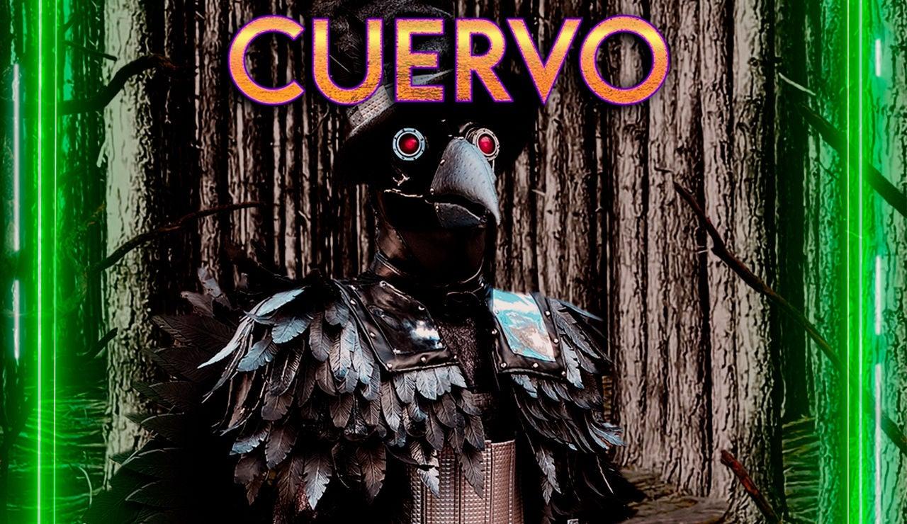 El Cuervo llega para darlo todo en 'Mask Singer: adivina quién canta'