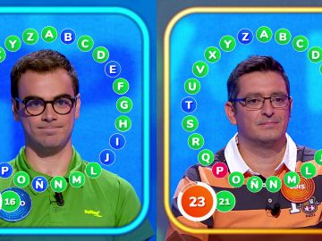 'El Rosco' prácticamente perfecto de Luis provoca dudas en Pablo, ¿quién ganará?