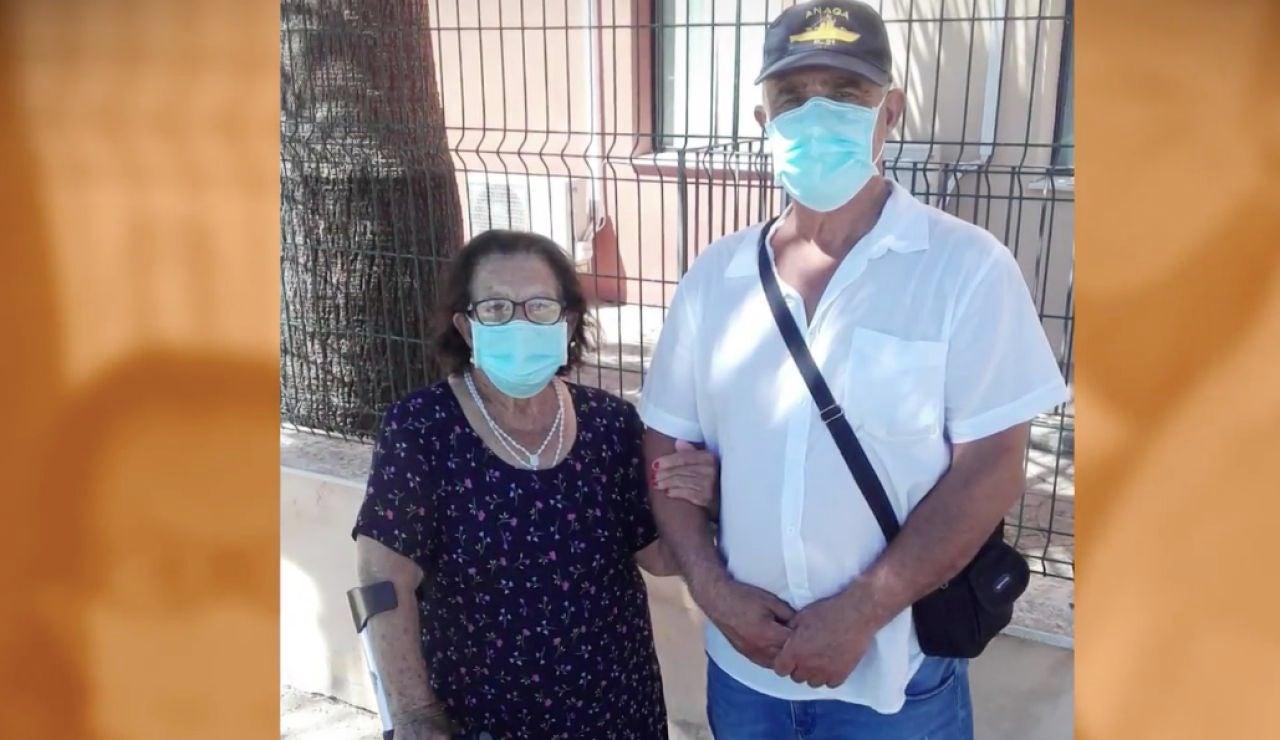 Víctima del coronavirus en la segunda ola en las residencias de ancianos