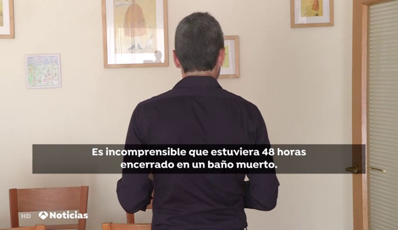 """El hijo del anciano hallado muerto en un baño del Hospital Vall d' Hebrón: """"Es incomprensible que nadie lo detectara"""""""