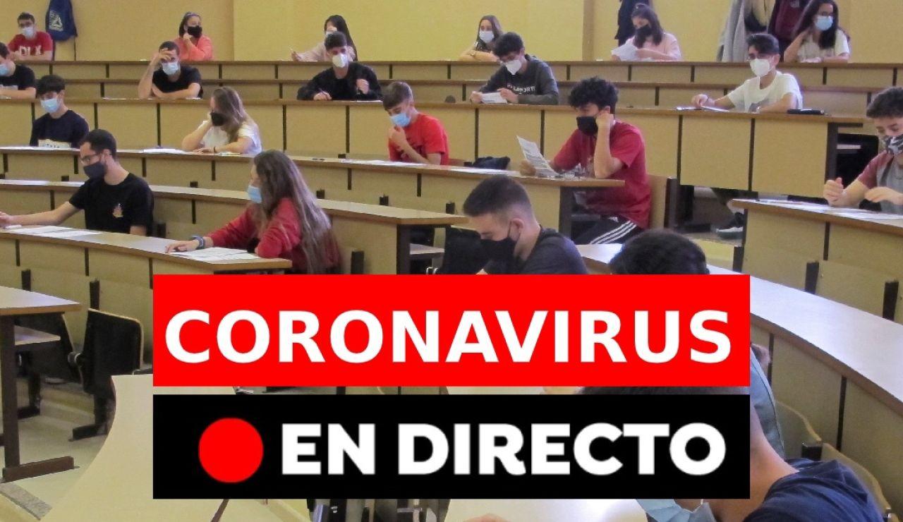Coronavirus en España: Noticias de última hora del estado de alarma en Madrid, confinamientos y contagios en directo