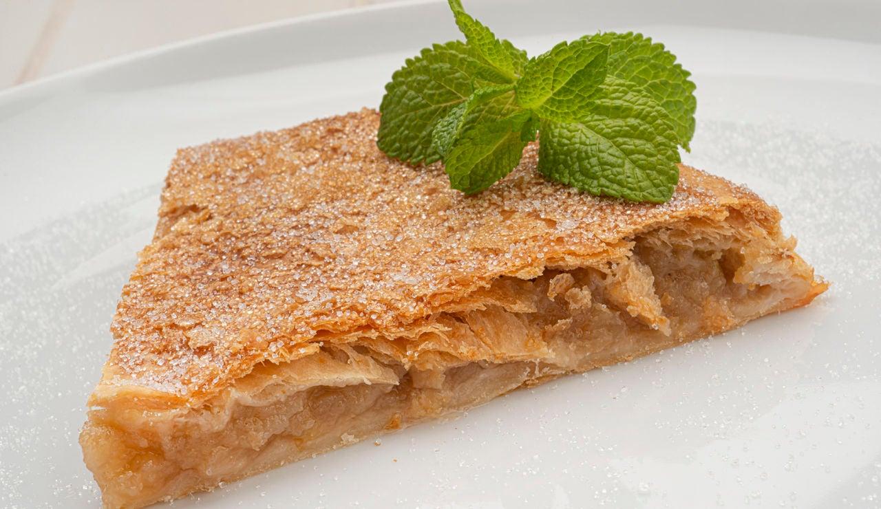 Receta de tarta de compota, de Eva Arguiñano