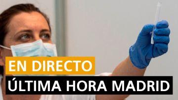 Coronavirus Madrid: última hora, contagios y fallecidos hoy 14 de octubre