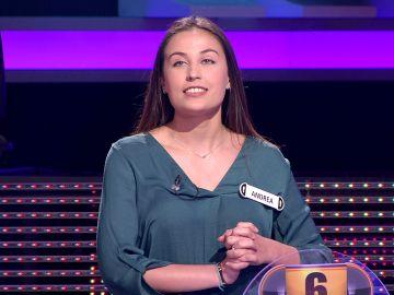 ¿La mejor imitadora de Aitana que ha pasado por '¡Ahora caigo!'? Andrea sorprende cantando 'Nada sale mal'