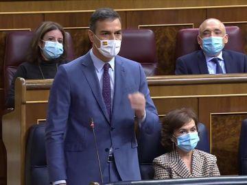 """Pedro Sánchez tiene """"absoluta confianza"""" en Pablo Iglesias"""