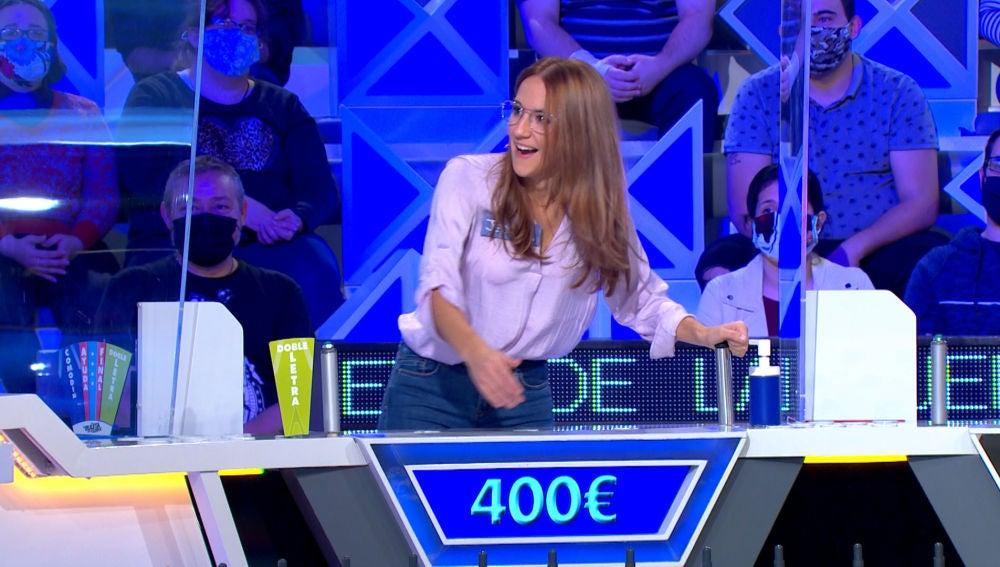 """Ni Jorge Fernández ni la concursante se han dado cuenta del fallo: """"Estamos despistados los dos"""""""