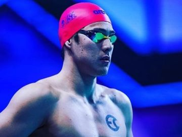 El nadador japonés Daiya Seto