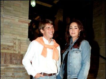 Vicky Martín Berrocal y El Cordobés