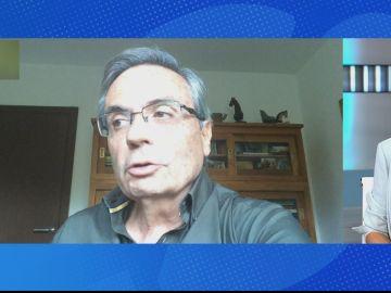 Rafael Matesanz en Espejo Público