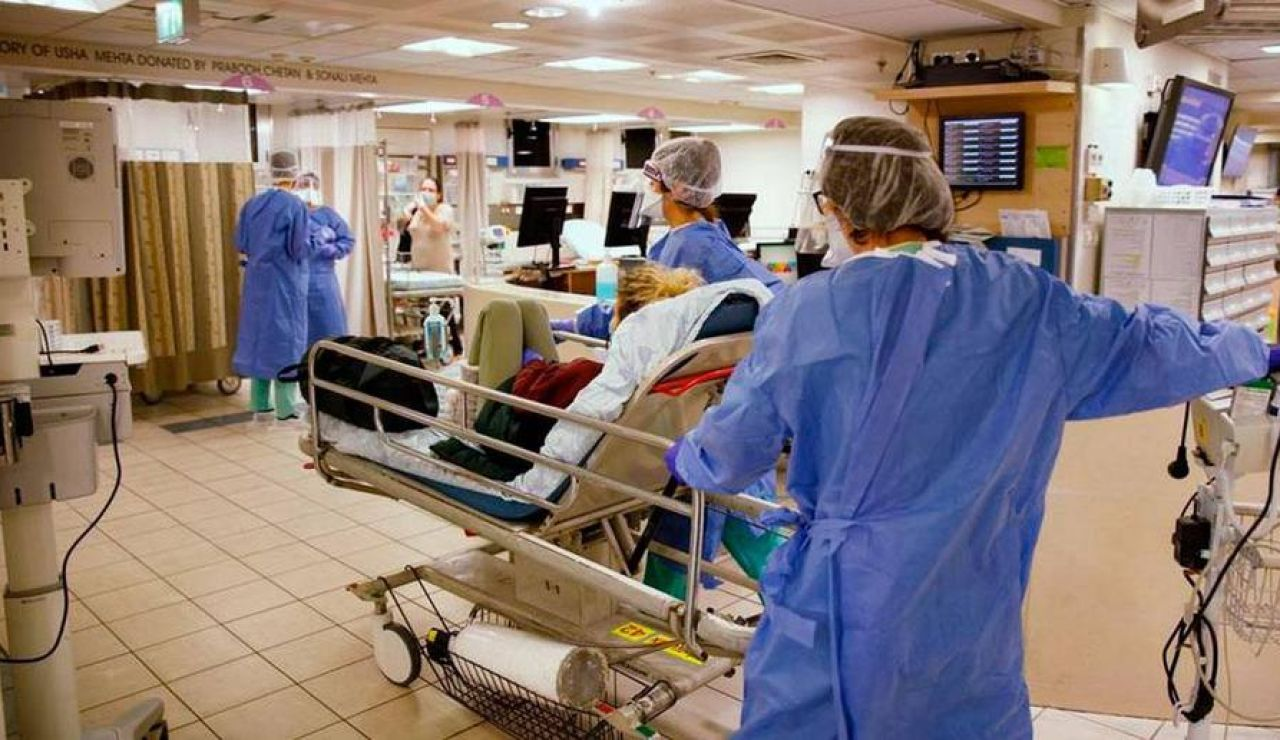 UCI de hospital en Aragón