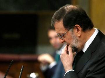 El expresidente Mariano Rajoy