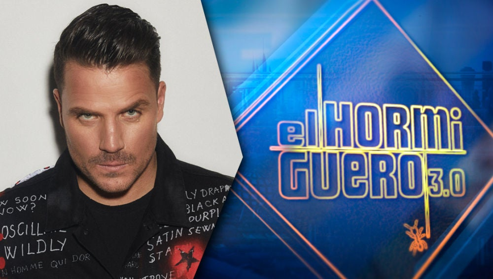 Dani Martín llena este lunes de buena música y buen rollo 'El Hormiguero 3.0'