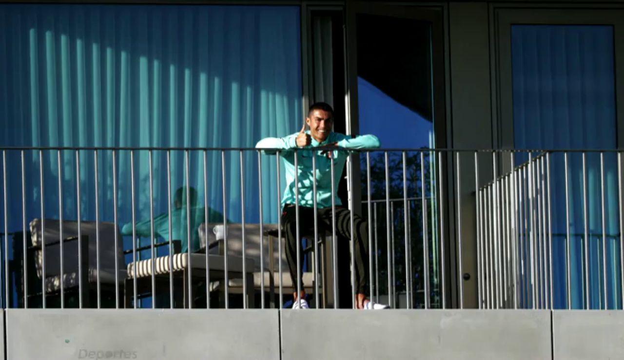 """El ministro de Deportes italiano asegura que Cristiano Ronaldo """"no respetó el protocolo"""" por coronavirus"""