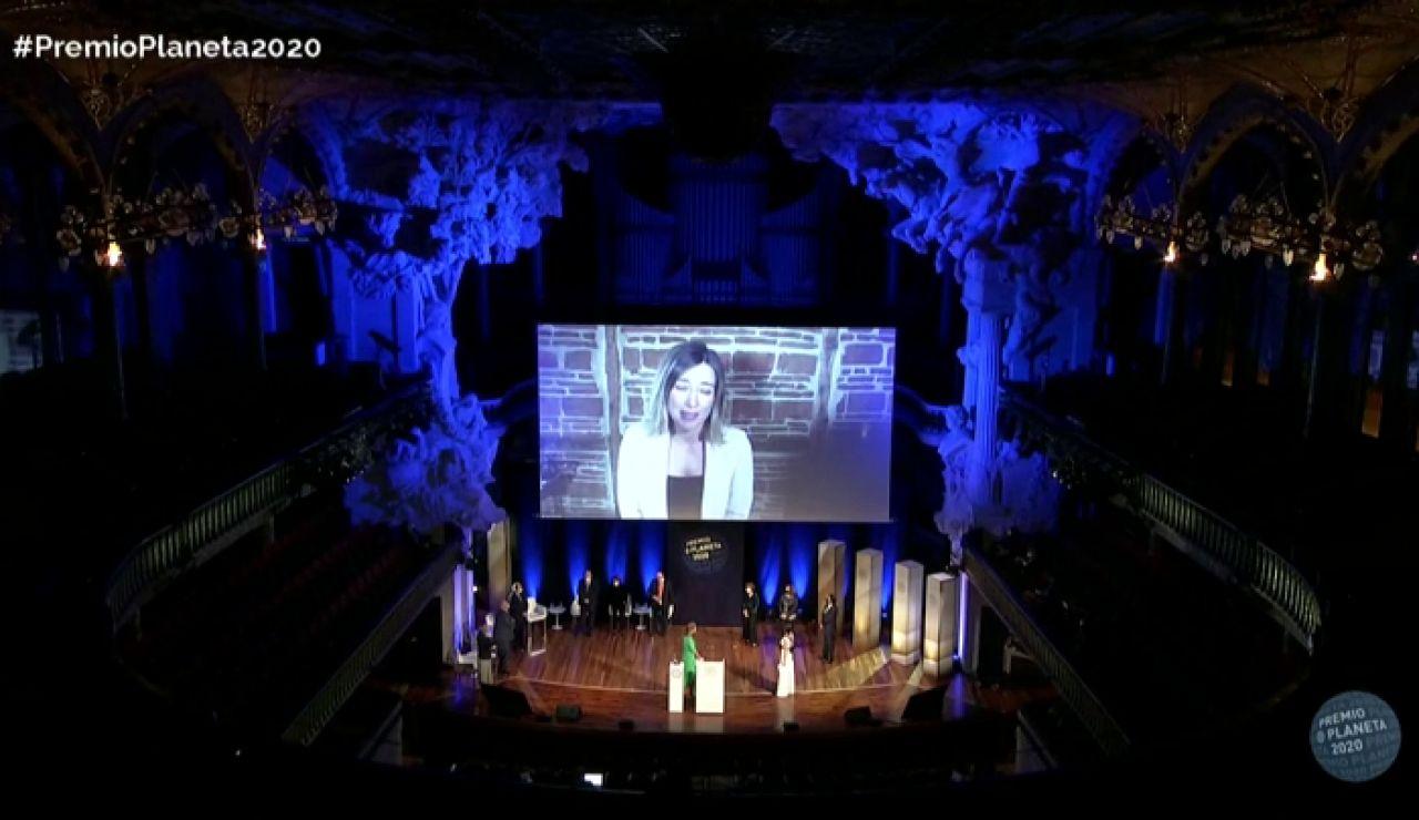 X, finalista del Premio Planeta 2020