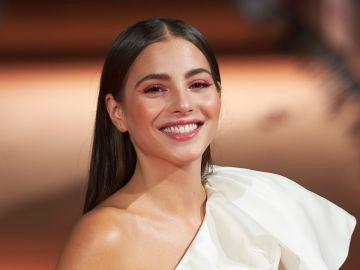 La actriz Andrea Duro