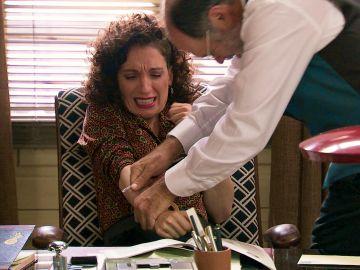La macabra estrategia de Miguel para que Estefanía se acerque a Abel