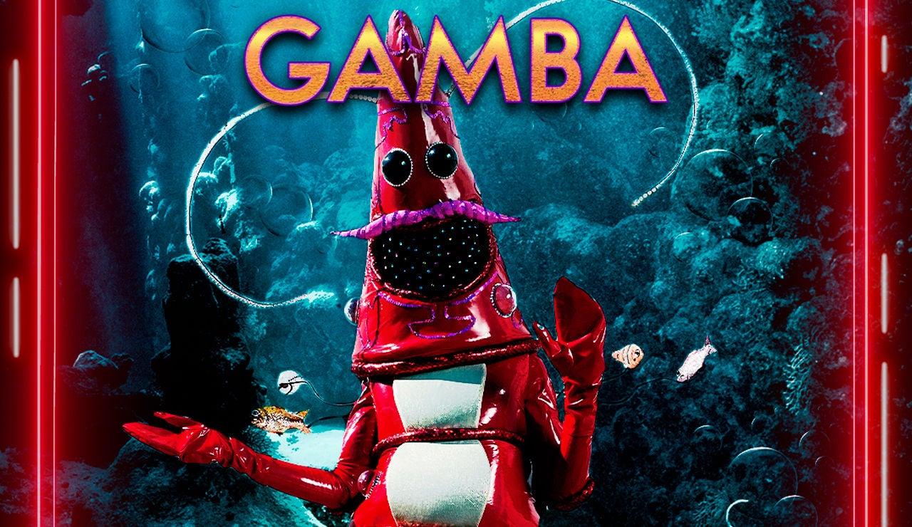 La Gamba está lista para darlo todo en 'Mask Singer'