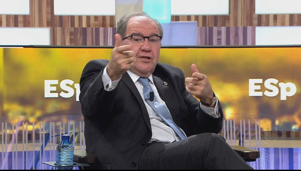 José Carlos Fuertes, psiquiatra