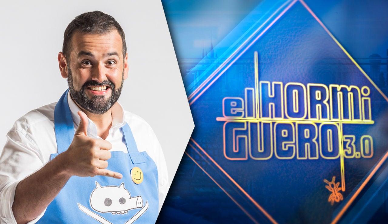 David de Jorge pone el mejor sabor este miércoles a 'El Hormiguero 3.0'