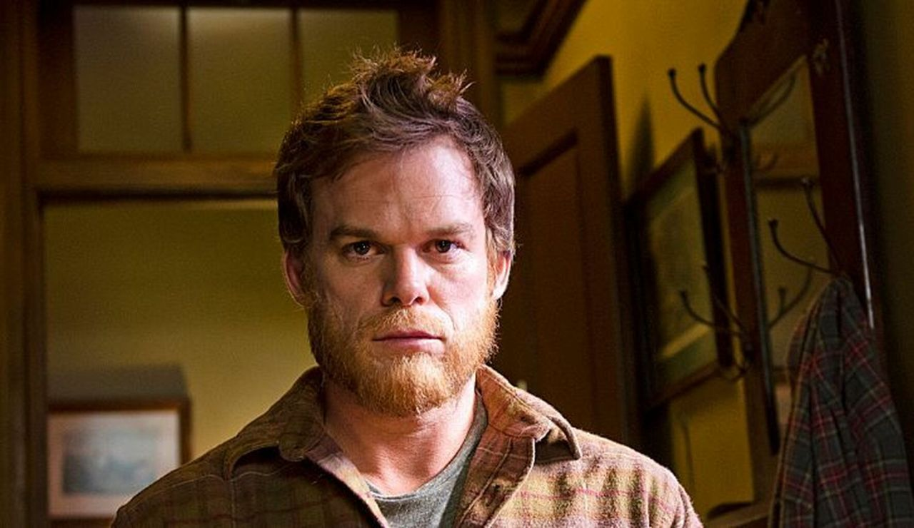 Michael C. Hall como 'Dexter'