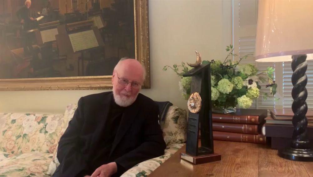 """John Williams agradece el Premio Princesa de Asturias y recuerda a Ennio Morricone: """"El mundo ama su música icónica"""""""