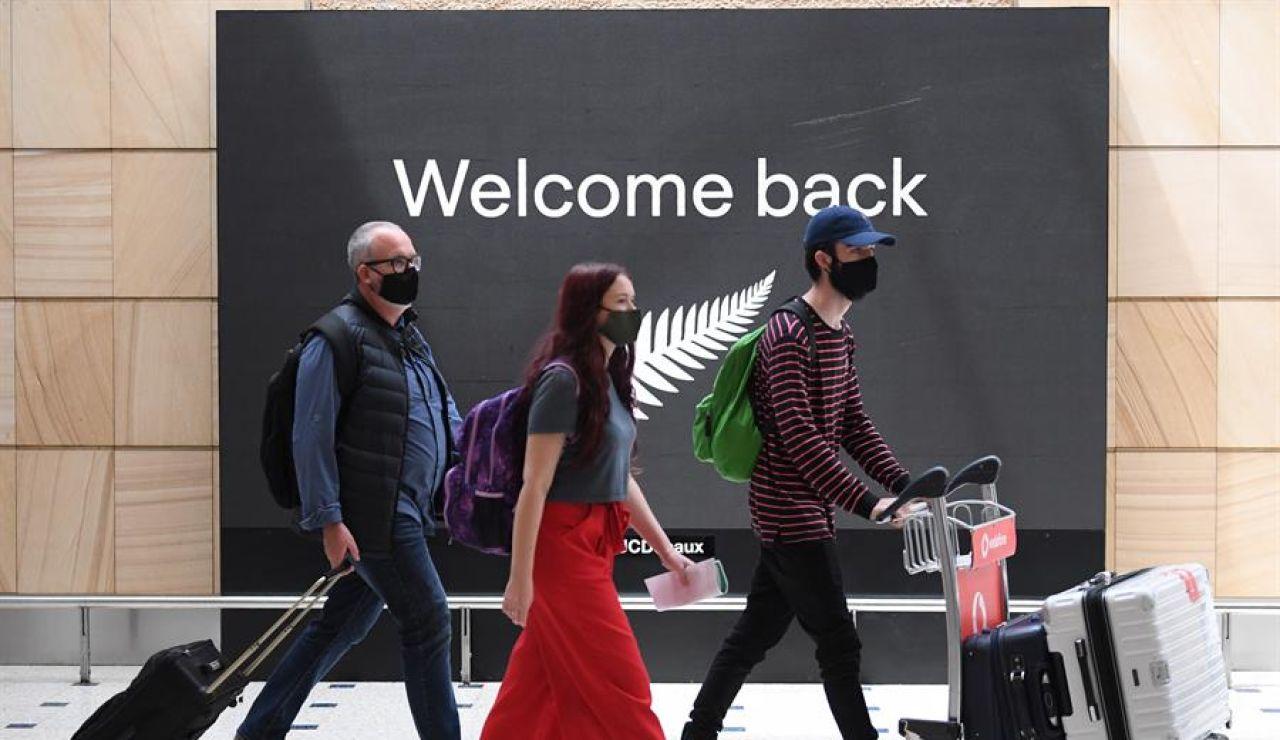 Australia prohíbe viajar a Europa y a Estados Unidos