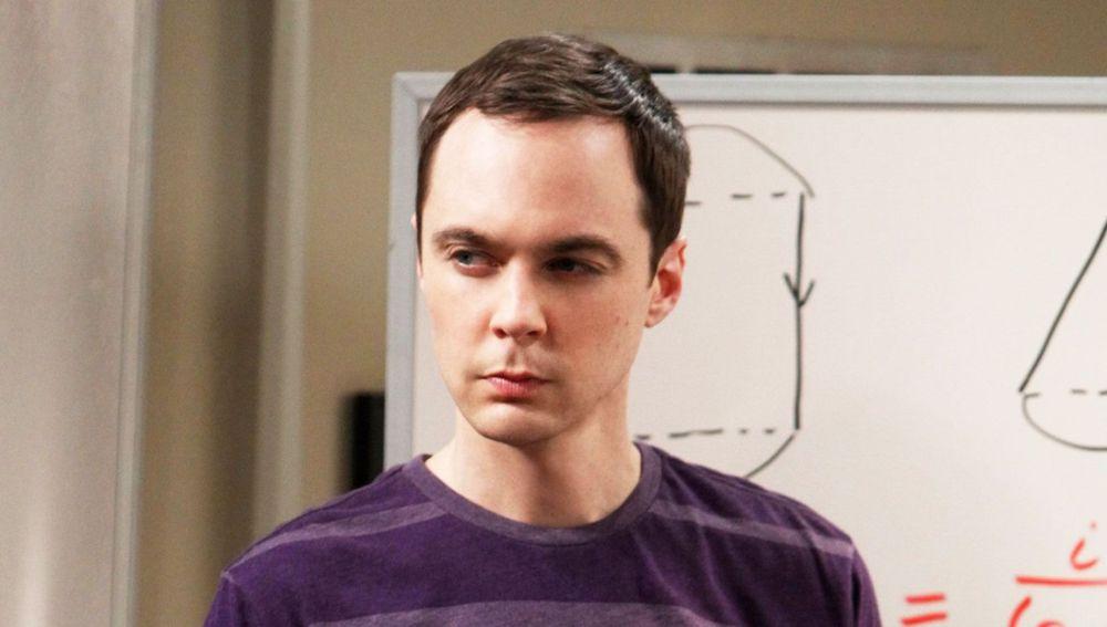 Sheldon en 'The Big Bang Theory'