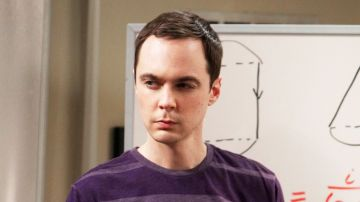 Sheldon en 'The Big Bang Theory'