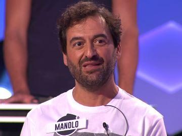 """La emotiva sorpresa de Manolo, de 'Los dispersos', a Micaela: """"Es una gran seguidora del '¡Boom!'"""""""
