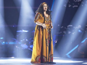 Actuación Julia Moya