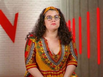 """Julia Moya: """"Yo soy un batiburrillo cultural y étnico"""""""