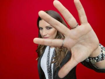 """Laura Pausini cierra equipo en 'La Voz': """"Estoy orgullosa porque estoy bien armada"""""""